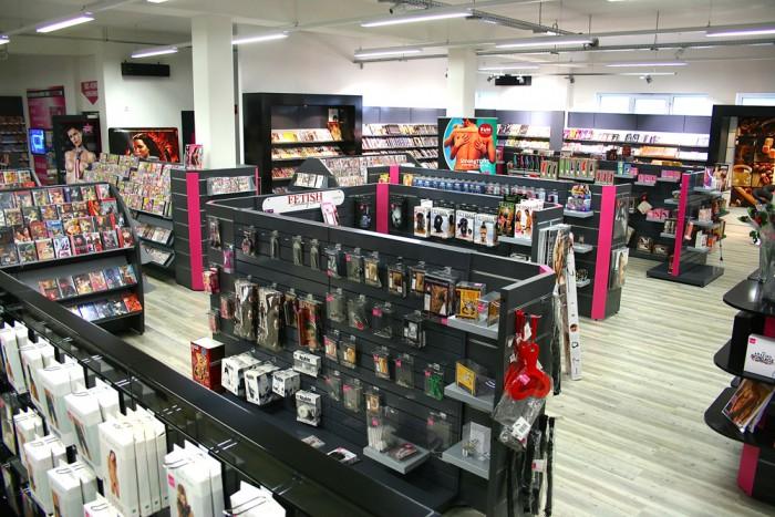 A look into a Novum shop today