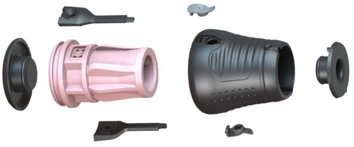 Jack Socket Parts