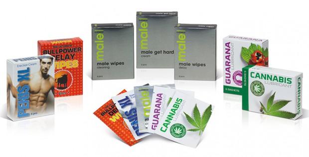 Cobeco Sachets Cannabis