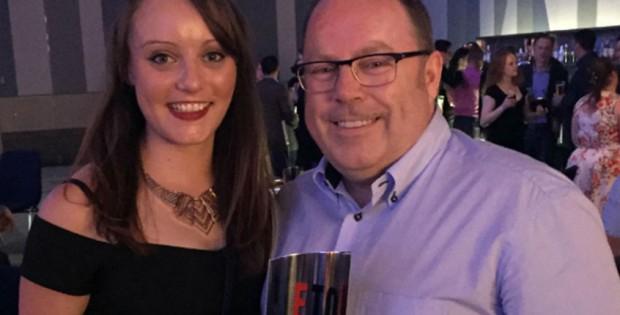 Lovehoney at ETO Awards