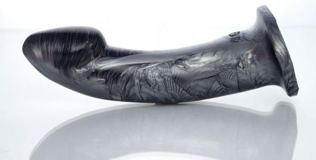 Godemiche's Ambit Dildo in grey