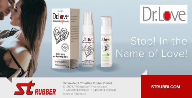 ST Rubber Dr. Love promo