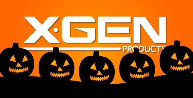 xgen halloween