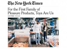 Doc Johnson NY Times coverage