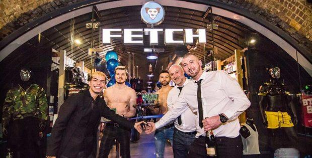Mark Nigel Fetch Opening