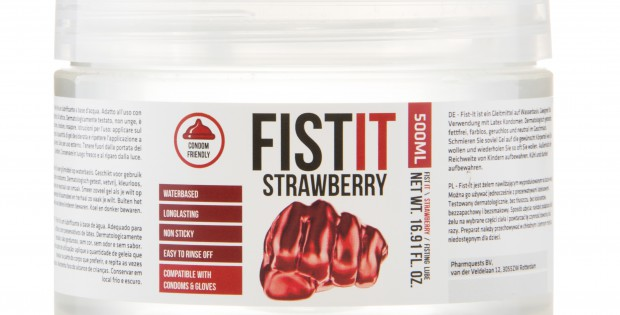 High Res  FistIt - Strawberry