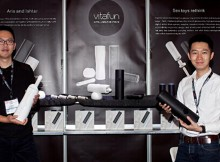 Two Vitafun Guys