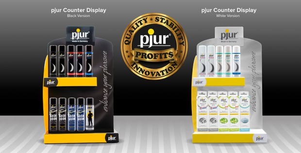 Pjur Profit Display