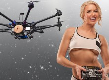 Fleshlight Girl Anikka Albrite with Drone
