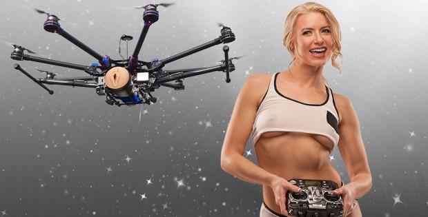 Fleshlight Girl Anikka Albrite with Drone