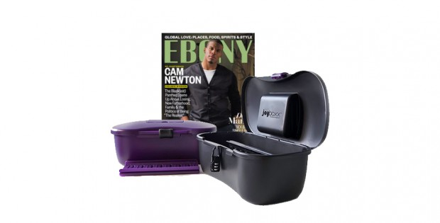 Joyboxx and Ebony Magazine