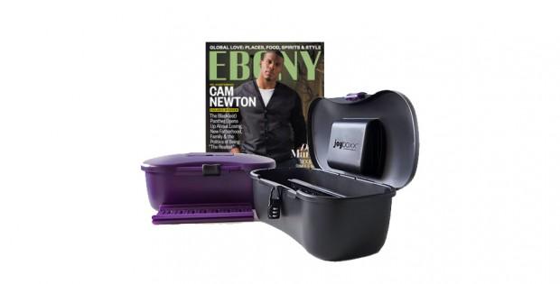 Joyboxx and Ebony Magazine