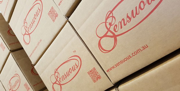 Crates from Sensous