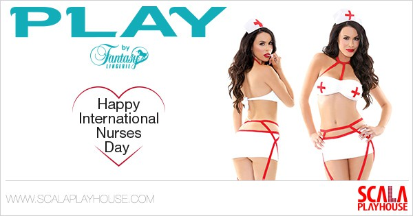 Scala Playhouse Nurse Costume