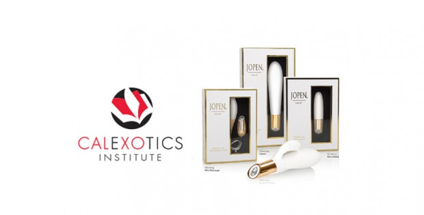 CalExotics Institute Logo and Callie by Jopen products