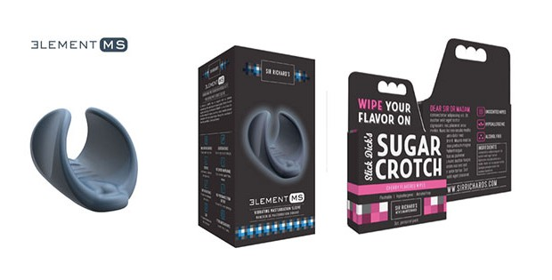 Preview of Sir Richards condoms new products