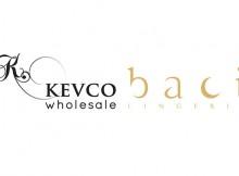Logos of Kevco and Baci