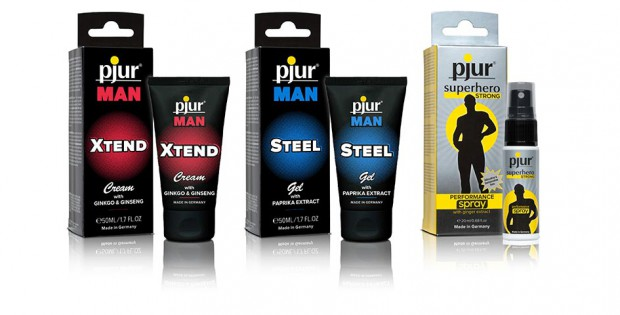 pjur men products