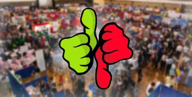 Thumbs over Tradeshow photo