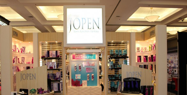 Jopen booth at ANME 2016