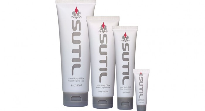 Tubes of Sutil Lube
