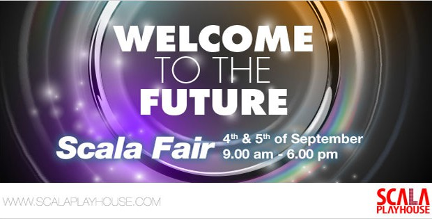 Scala Fair Welcome to the Future Promo