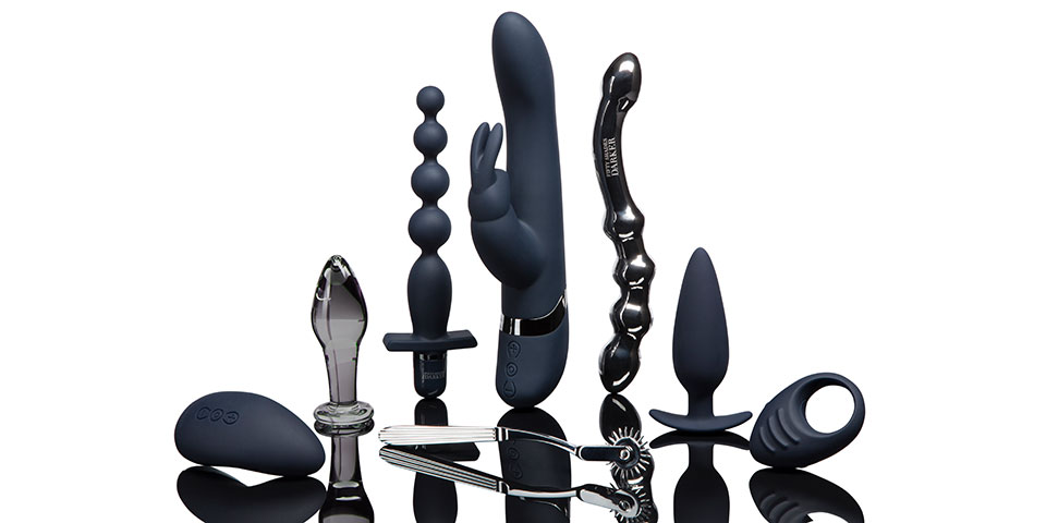 Lovehoney's Fifty Shades of Grey Sextoy Collection 2016