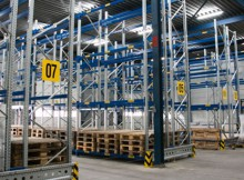 Inside the new EDC warehouse