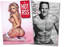 Orion Calendars 2017 Hot Asses and Men