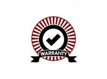 Warranty Symbol by CalExotics