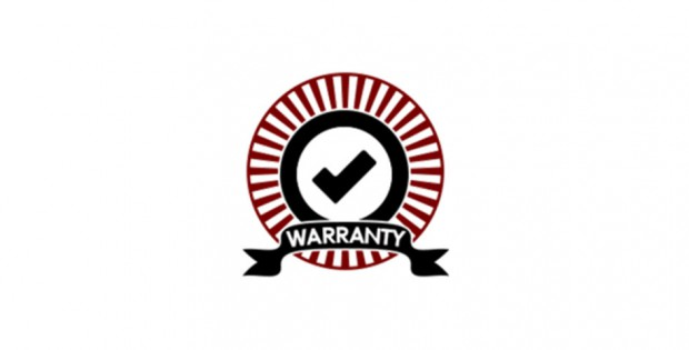 Warranty Symbol by CalExotics