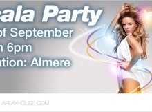 Promo by Scala for their party