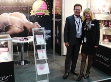 Michael Lenke at eroFame 2014 with his wive