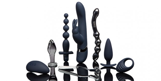 Fifty Shades Darker Sex Toys by Lovehoney