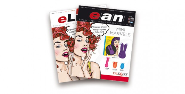 EAN and eLine magazines October 2016