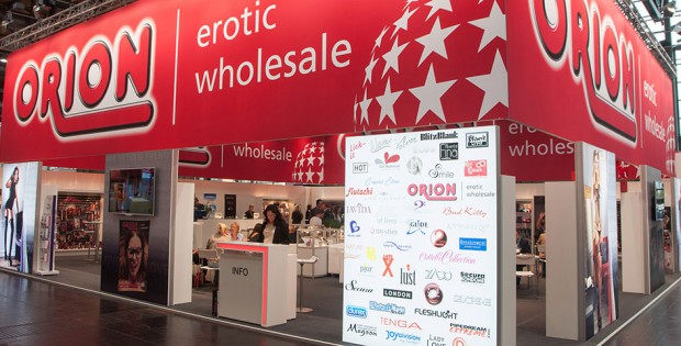 Orion Booth at eroFame 2015