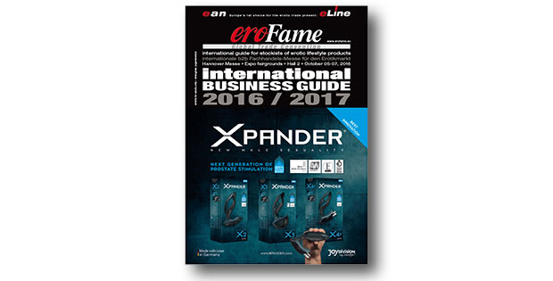 The eroFame international business guide 2016