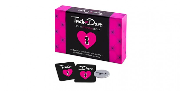 Moodzz game Truth or Dare erotic couples edition