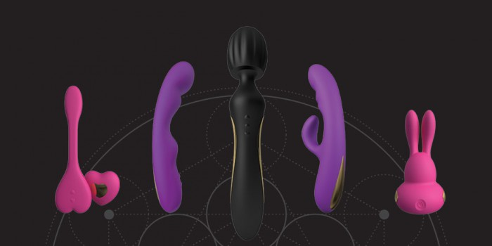 Vibrators by Kama Sutra