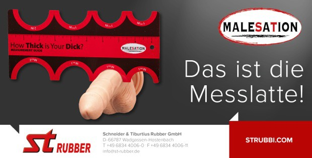 ST Rubber Malesation Promo Measurement guide