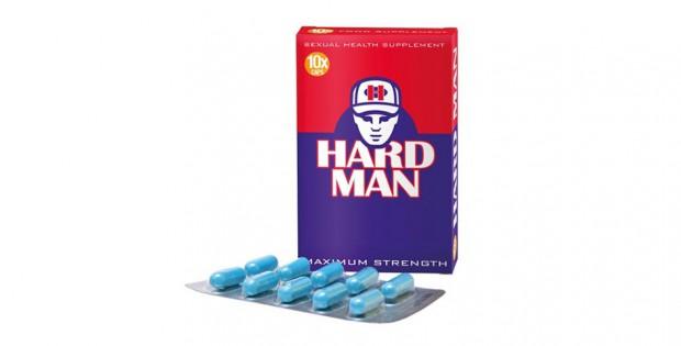 Hard Man Capsules