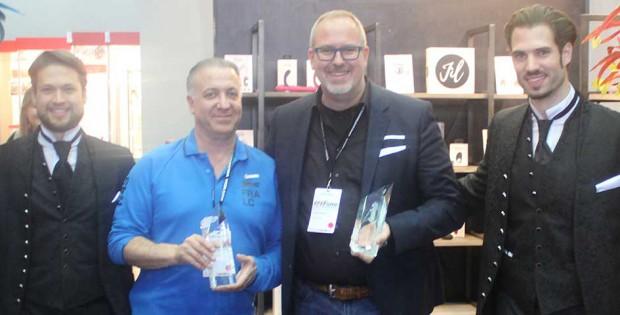 Shots wins Awards at eroFame
