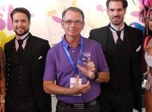 BMS winning Erotix Award 2016 at eroFame