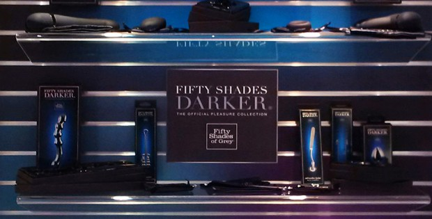 Some Fifty Shades Darker Sextoys