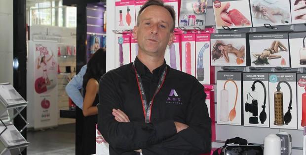 Glenn Wilde, Senior Sales Executive of ABS Holdings, at eroFame 2016