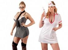 Sexy fat teacher and nurse