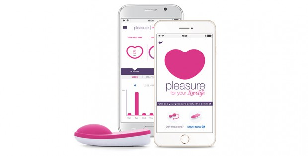 OhMiBod Vibrator with App