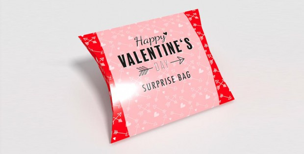 Orion Valentines Day Surprise Bag