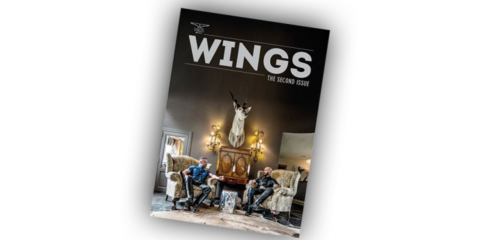 Mister B Wings Magazine Issue 2