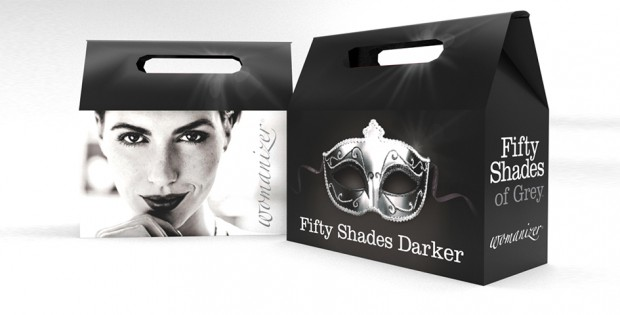 Packaging Womanizer Fifty Shades of Grey